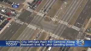 HAPPENING TODAY: City Officials To Push For Speed Cameras Along Roosevelt Boulevard [Video]