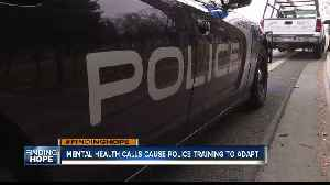 With a big uptick in mental health calls, training for Boise Police officers adapts [Video]
