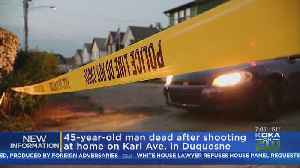 Police Probe Fatal Duquesne Shooting [Video]