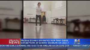 Rolling Stones Gillette Stadium Show In Foxboro Re-Scheduled For July 7 [Video]