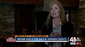 Here's your chance to buy a castle: Renée Kelly selling 'Caenen Castle' in Shawnee [Video]