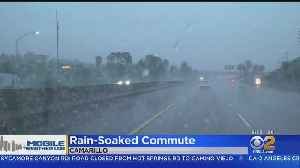 Southern California Hit With Late-Spring, Winter-Like Storm [Video]