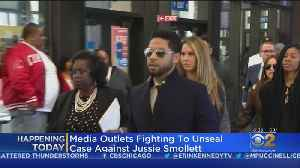 Judge To Hear Arguments In Efforts To Unseal Jussie Smollett Court Records [Video]