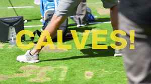 Guess Those Calves! - PGA Championship Edition [Video]