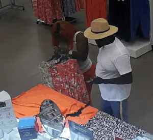 WEB EXTRA: Suspects Sought In Sears Theft Of $50K In Jewelry [Video]