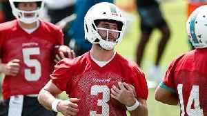 Nate Burleson breaks down why Miami Dolphins quarterback Josh Rosen has the makings of a franchise QB [Video]
