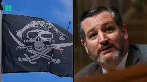 Sen. Ted Cruz (R-TX) Wants To Fight Space Pirates [Video]