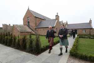 Britain's Prince Charles Debuts New B&B in Scotland [Video]