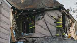19-Year-Old Saves 4-Year-Old Brother From Fire [Video]