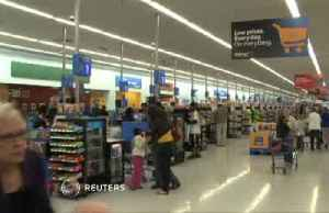 News video: Walmart says tariffs will boost prices for U.S. shoppers