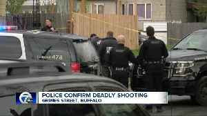 44-year-old man shot and killed on east side [Video]
