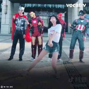 Avengers: Endgame Becomes China's Highest-Grossing Foreign Film Ever, Prompting Themed Marriage Proposals, Weddings, and More [Video]