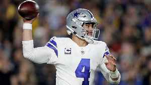 NFL Network Insider Ian Rapoport details expected annual numbers in quarterback Dak Prescott, Dallas Cowboys eventual contract e [Video]