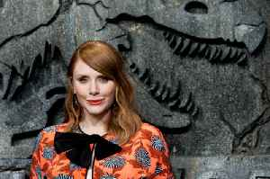 """Bryce Dallas Howard always """"thanks"""" the set when she finishes work on a movie [Video]"""