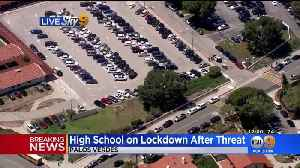 Palos Verdes HS Placed On Lockdown As Police Investigate Anonymous Threat [Video]