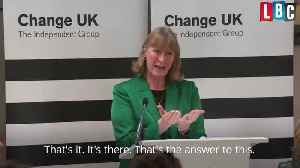 Change UK tries some audience participation - with cringeworthy results [Video]