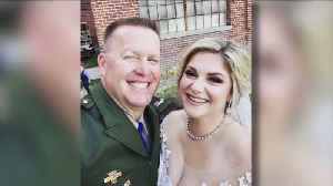 A Former Patrol Officer Couldn't Walk His Daughter Down The Aisle, So Another Officer in for Him [Video]