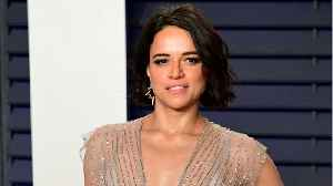 News video: Michelle Rodriguez Returns For Fast & Furious 9 After Woman Hired