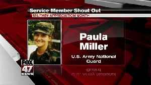 Yes Squad Service Member Shout Out: Paula Miller [Video]