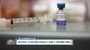 Annual Immunization Conference aims to set the record straight about vaccines [Video]