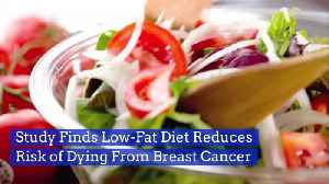 A New Study Reveals Side Effects Of Low-Fat Diet [Video]