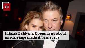 Hilaria Baldwin Confronts Her Traumatizing Experience [Video]