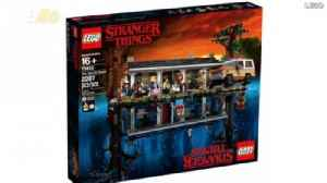 News video: This 'Stranger Things' Lego Set Takes You to the 'Upside Down' Literally