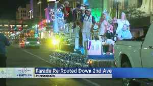 New Route For Aquatennial Torchlight Parade [Video]