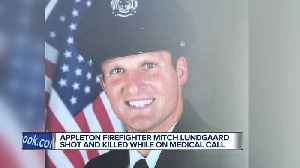Authorities identify Appleton firefighter killed in shooting [Video]