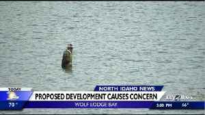 Community members fight for Wolf Lodge Bay [Video]