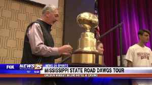 Mississippi State 'Road Dawgs Tour' [Video]