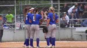 Colonial League softball semifinals highlights [Video]