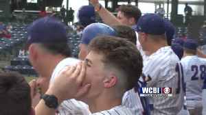 State Championship Baseball Game One: 2A, 3A, & 5A [Video]