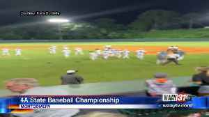 Brooks takes game 1 of state [Video]