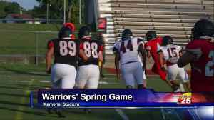 West Football Spring Game [Video]