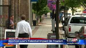Abortion Law's Potential Affect on Tourism [Video]