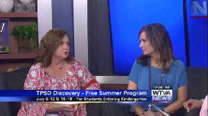 Incoming Kindergarten students can participate in Tupelo summer program [Video]