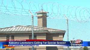 Alabama lawmakers calling on special session to tackle prison reform [Video]