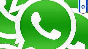 News video: WhatsApp urges users upgrade after spyware attack