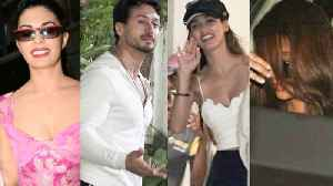 Parineeti Chopra HIDES Her Face, Jacqueline Spotted, Tiger Disha Watch SOTY 2 [Video]