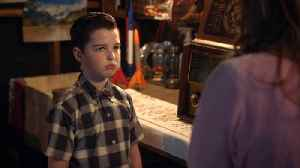 Young Sheldon - A Swedish Science Thing and the Equation for Toast (Watercooler Clip) [Video]