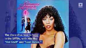 This Day in History: Donna Summer, Queen of Disco, Dies [Video]
