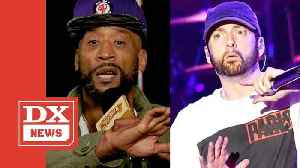 Lord Jamar Says Black People Don't Like Or Listen To Eminem [Video]