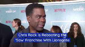 Chris Rock Is Reviving The 'Saw' Franchise [Video]