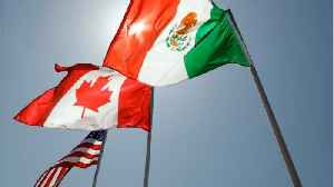 U.S. Nears Removal of Tariffs On Canada, Mexico Metals [Video]