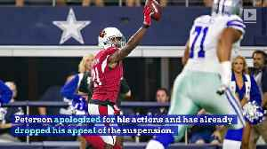 Arizona Cardinals Patrick Peterson Receives Suspension for PEDs [Video]