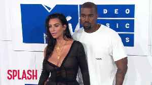 Kim Kardashian West And Kanye West Are 'Very Hands On' Parents [Video]
