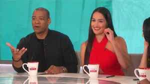 The Talk - Nikki Bella Calls Ex John Cena 'an incredible human being' [Video]