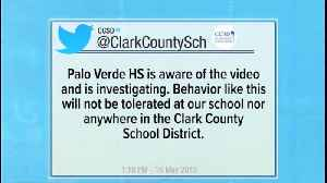 Parent, school district react to local high school student's racist rant [Video]