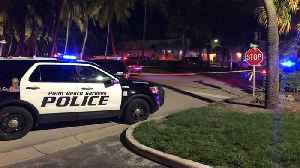Deputy injured in shooting in Palm Beach Gardens; suspect dead [Video]